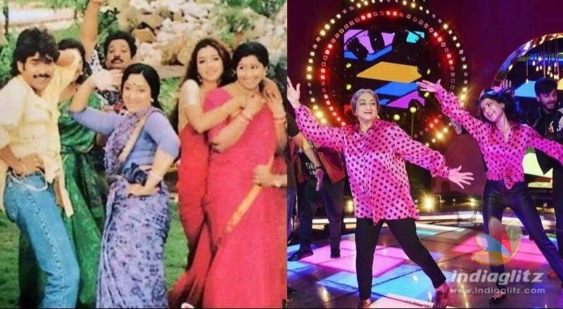 Lakshmi: Then with Nag, now with Samantha