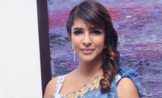 Lakshmi Manchu's YouTube account gets hacked!