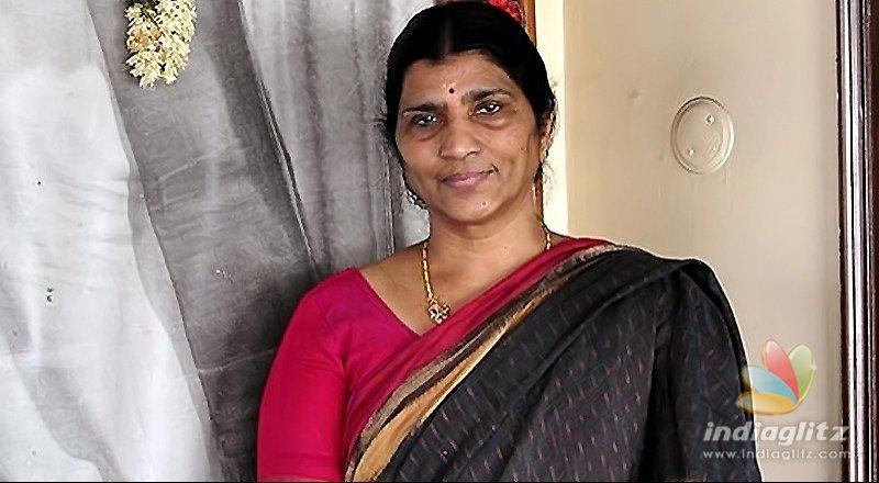Mohan Babus mistake was nothing: Lakshmi Parvathi