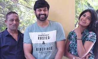'Lakshmi's NTR' Press Meet