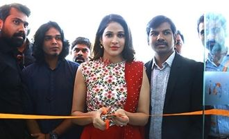 Lavanya Tripati Launches Happi Mobiles Store at Siddipet