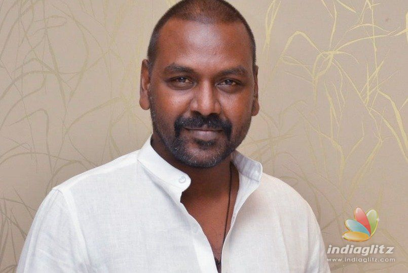 Raghava Lawrence donates Rs. 1 Cr
