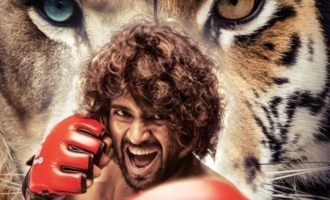 'Liger': Update arrives on release date announcement