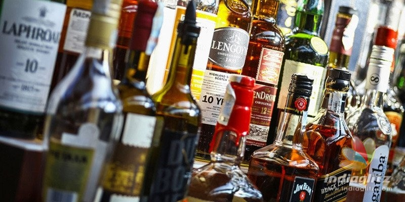 AP hikes liquor price by 75% in total!