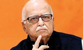Advani cries after watching latest film