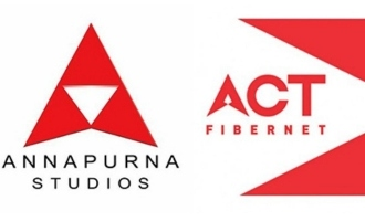 Annapurna Studios against ACT Fibernet in civil court