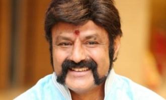 Chandrababu Lokesh birthday wishes to Balakrishna