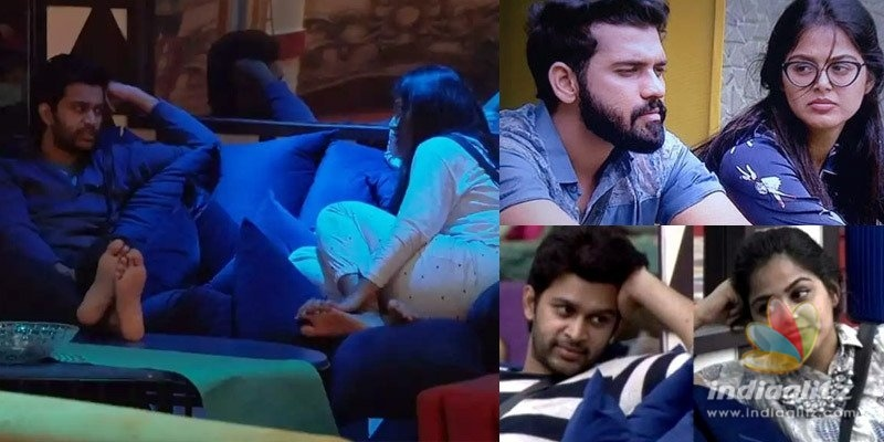 Another pair of love birds on Bigg Boss?
