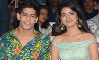'Lovers Day' Audio Launch