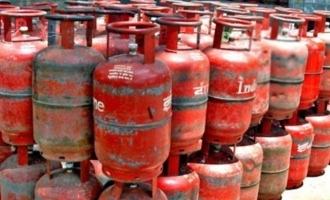 LPG cylinder price hiked, govt saves customer