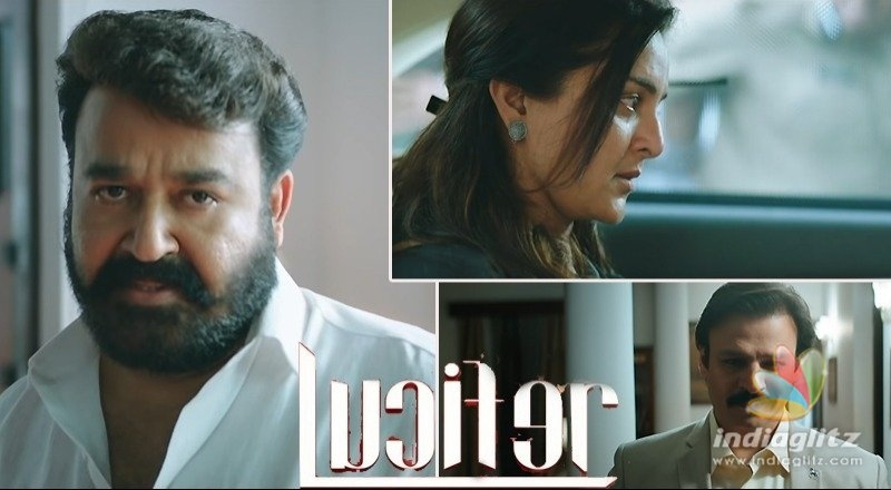 Suresh Productions seals release date of Lucifer