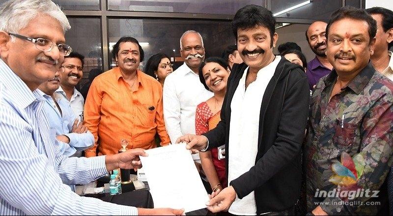 Naresh, Jeevitha, Rajasekhar, Kota to contest MAA elections