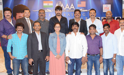 'MAA' Press Meet