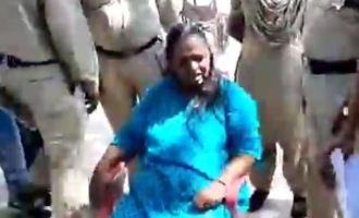 Madanapalle: Mother who killed her daughters says she is Lord Shiva