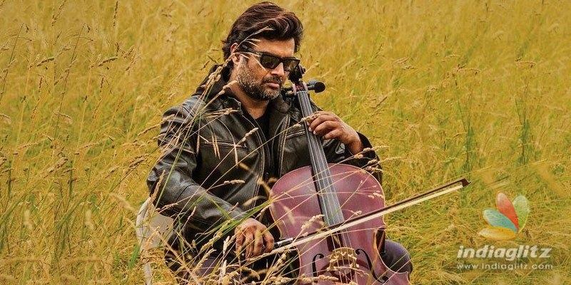 Anushkas Nishabdam: Madhavan as a celeb musician