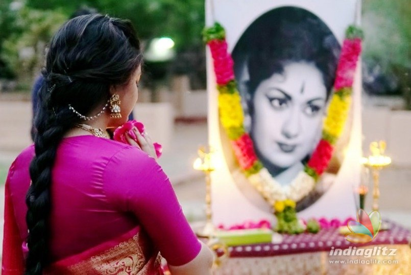 One biopic, grand research, 100 artisans, one full year: Thats Mahanati