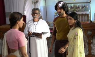 'Mahanati' Church Scene Working Stills