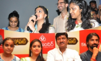 Mahanati Team @ Kalamandir and Venkateswara Theater Vizag