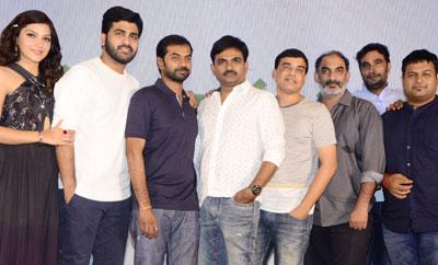 'Mahanubhavudu' Success Meet