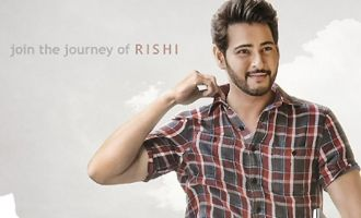 'Maharshi' look to 'thrill' the audience