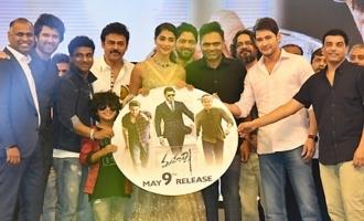 'Maharshi' Pre Release (Set 02)