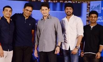 'Maharshi' Success Meet