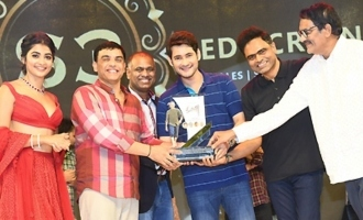 'Maharshi' Success Meet @ Vijayawada