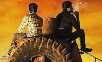 'మహా సముద్రం' మోషన్ పోస్టర్.. వావ్ అనిపించేలా సిద్దార్థ్, శర్వా లుక్స్!