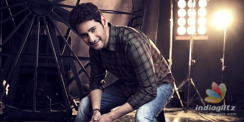 Mahesh Babu chips in with Rs 1 Cr
