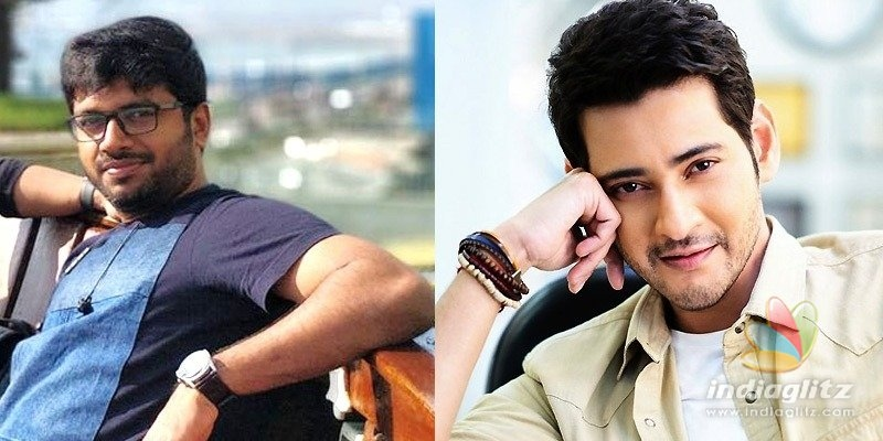 Mahesh congratulates as director becomes proud father