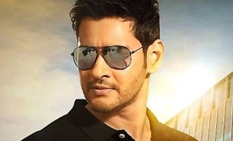 Mahesh Babu wishes legend