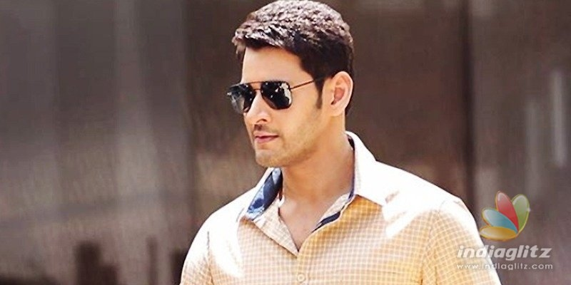 Pic Talk: Mahesh on Vogue India cover