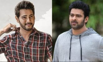 Mahesh, Prabhas's films to keep her too busy