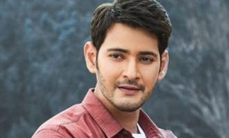 Mahesh Babu wishes the 'best makeup man'