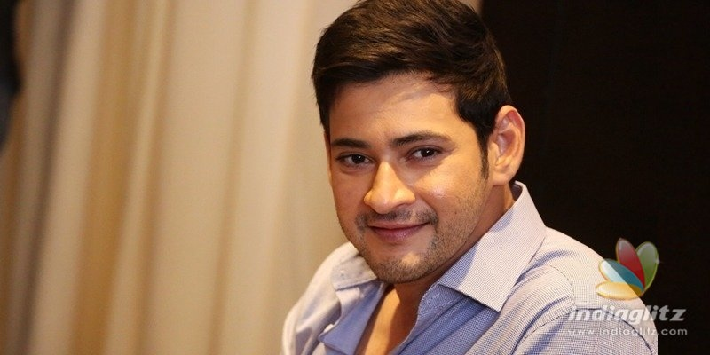 Mahesh Babu cant get over the ultimate hangover