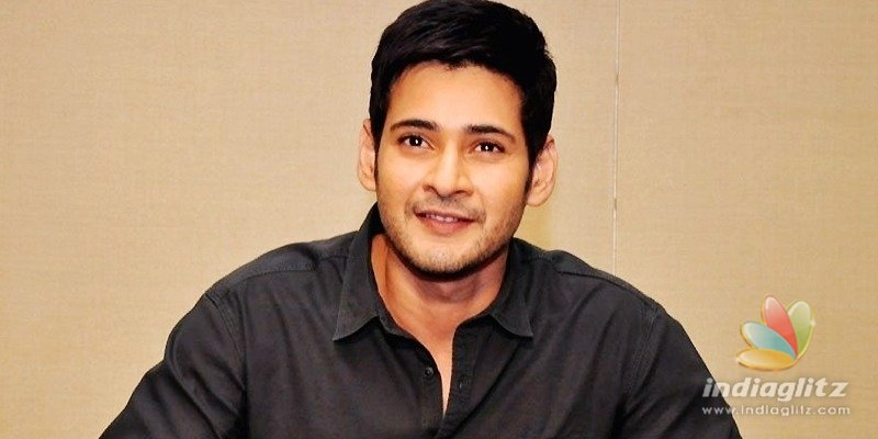 Sensational: Mahesh Babu with a new kid on the block?