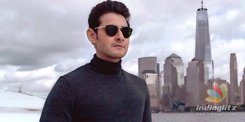 Mahesh Babu working with specialists from Italy