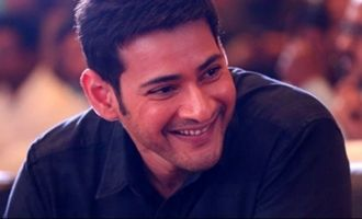 An evening with Mahesh Babu
