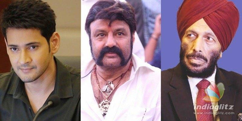 Mahesh Babu, Balakrishna & others condole Milkha Singhs demise