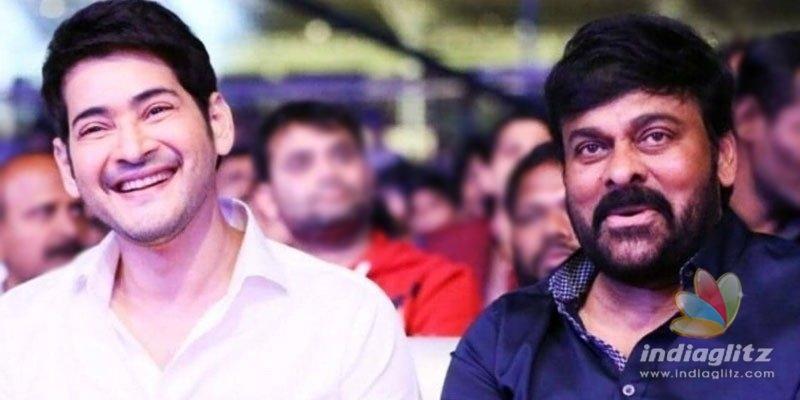 Chiranjeevi, Mahesh Babu wish legendary actor