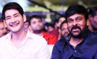 Chiranjeevi, Mahesh Babu wish legendary actor