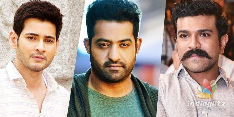 Mahesh Babu, Jr NTR, Ram Charan condole Sushant Singhs demise