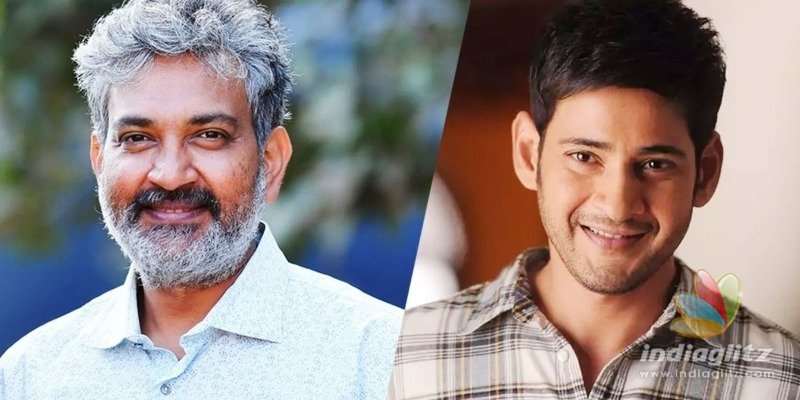 Here is the backdrop of Rajamouli-Mahesh Babus film!