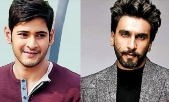 Mahesh Babu's multi-starrer with Ranveer Singh on cards?