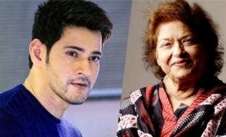 Mahesh Babu, star actresses condole Saroj Khan's demise
