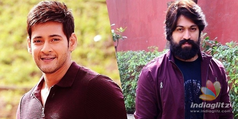 Mahesh Babu's story 'Jana Gana Mana' goes to 'KGF' hero ? - Telugu