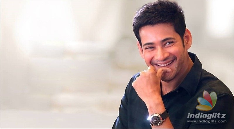 Trainer is stunned by Mahesh Babu incredible strength