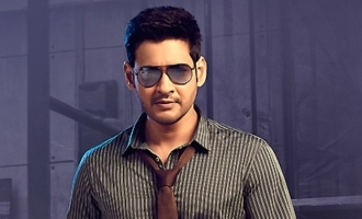 Mahesh is suave in these on-location stills