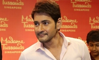Mahesh Babu on his wax statue, 'Maharshi' & more