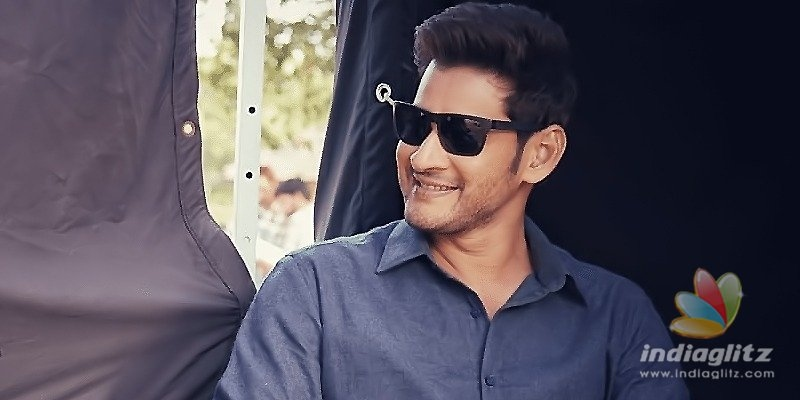 Mahesh forgets important name, rectifies himself